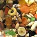 Сушеные фрукты и орехи